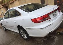 White Hyundai Azera 2010 for sale