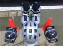 حذاء تزلج جديد للبيع