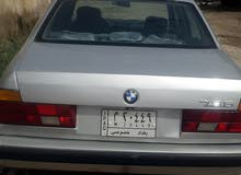 Automatic Silver BMW 1991 for sale