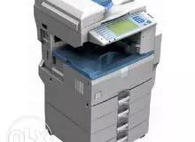 للبيع ماكينة ريكو 3551 استعمال منزلي للبيع لاعلى سعر