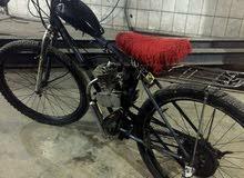 دراجة هوائية بنزين