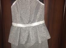 فستان مقاس42شبه جديد ملبوس مراوحده
