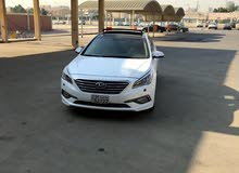 Hyundai Sonata 2016 For sale - White color