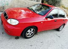 Daewoo Lanos car for sale 1999 in Ajloun city
