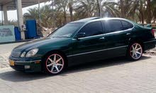 Available for sale! 0 km mileage Lexus GS 2001