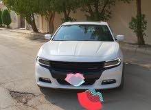 White Dodge Charger 2016 for sale