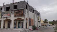 مبنى تجاري  مفتوع للاستثمار او للايجار