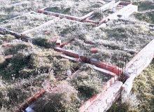 قطعة أرض جاهزة للبناء  اتصل على 23000872