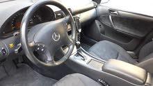 Mercedes Benz C 200 2002 for sale in Misrata