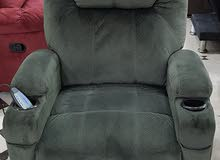 كرسي مساج الطبي جديد بالكرتون خامه ممتازه