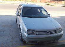 Volkswagen Golf 2001 For sale - Grey color