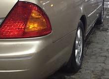 افلون 2002 للبدل مع لكزس Ls430