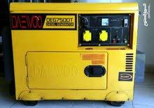 مولد كهرباء نافطة قوته 7500 يعني صافي 5500 وات كما موضح في الصورة بسعر 2500 كاش فقط