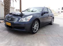 Used condition Infiniti G35 2007 with 0 km mileage
