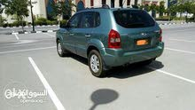 Hyundai Tucson 2007 For sale - Turquoise color