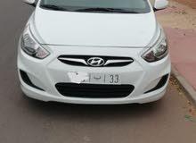 Hyundai Accent Model 2017 Tout option Diesel