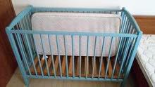 Zara Home baby cot with matress