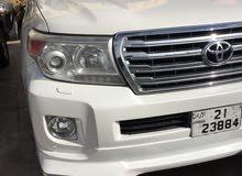 Gasoline Fuel/Power   Toyota Land Cruiser 2009