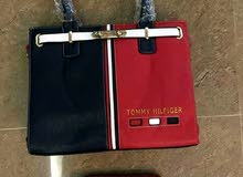 Tommy Hilfiger bags - black and red hand bag