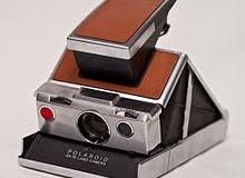كاميرا بولارايت القديمة 1984