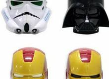 Starwars and Ironman Cups