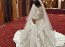 فستان زفاف مستورد تركي