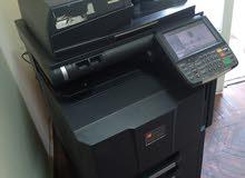 ماكينة تصوير وطباعة ومسح ضوئى الوان TA Triumph-Adler DCC 2935 / المانى