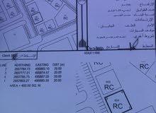 5 ارض سكني + سكني تجاري- المجموع 6 ارضي صحم حفيت الخامسة