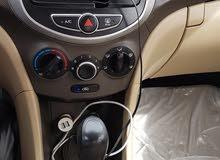 Hyundai Accent car for sale 2012 in Al Riyadh city