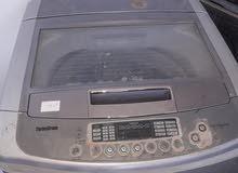 غسالة LG الوزن 12الكيلو للبيع
