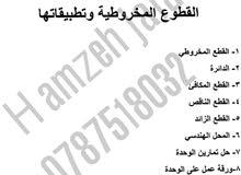 تدريس رياضيات للمرحلة الثانوية في مناطق عمان