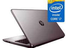 Brand New Hp Notebook Core i7 Laptop  With 15.6 Full HD Display For Sell