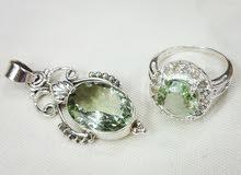 ارقى المجوهرات الفضيه باسعار مخفصه