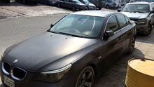 Used condition BMW 525 2006 with +200,000 km mileage