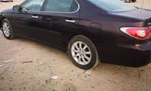 Used condition Lexus ES 2002 with +200,000 km mileage