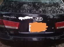 سيارة سونتا للبيع موديل 2008 حالة جيدجدا