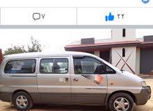 Hyundai H-1 Starex car for sale 2002 in Zawiya city