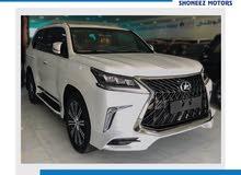 Lexus LX570S 2019