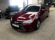 Toyota Camry car for sale 2017 in Amman city