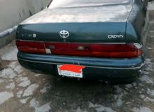 Automatic Green Toyota 1991 for sale