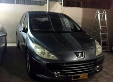 Grey Peugeot 307 2006 for sale