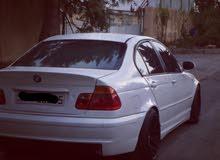 bmw e46 2002محوله 2005