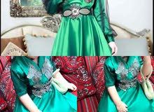 فستان سهره انيق جدا وبسيط