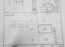 أرض سكنية للبيع   - الموقع الهرم بركاء