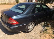 Used Mercedes Benz C 240 in Zawiya