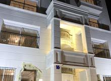 شقة للبيع في ضاحية الرشيد مساحة 160م (بناء جديد)