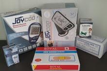 أجهزة قياس السكر والضغط الالكترونية