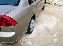 10,000 - 19,999 km Honda Civic 2001 for sale