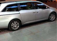 km mileage Honda Odyssey for sale