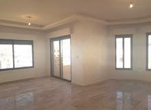 الرابية شقة جديدة 180 متر طابق اول